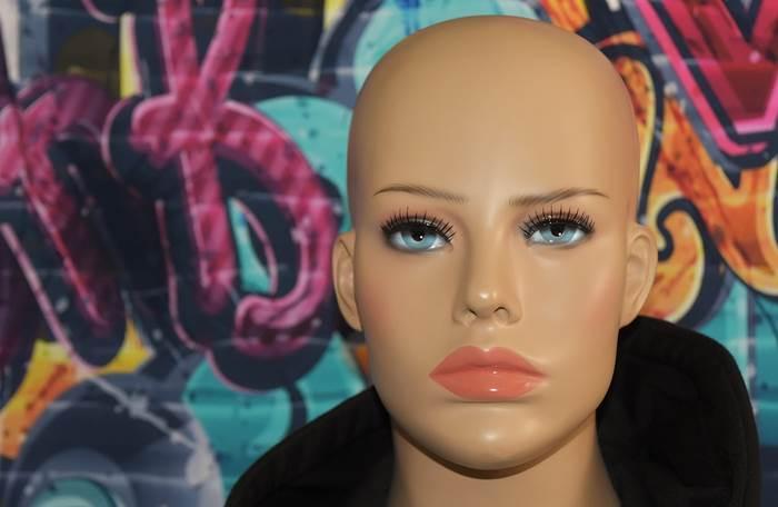 Kopfform komische Komische Gesichtsform