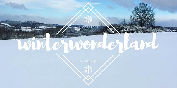 Banner Winterwonderland