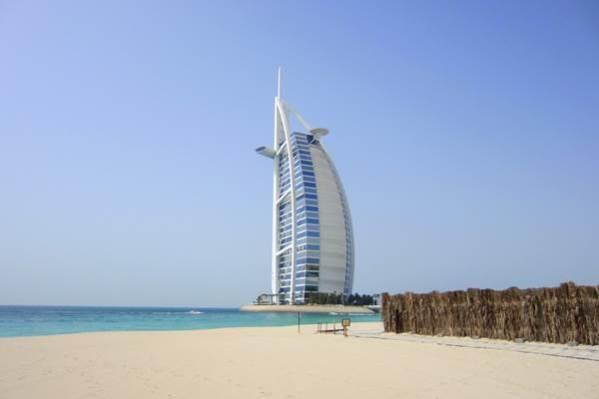 Burj Al Arab Strand Dubai