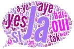 Wordle JA sagen
