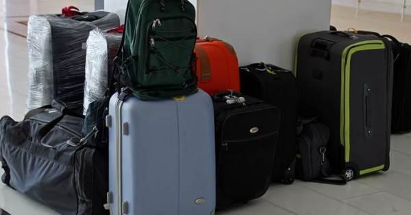 Koffer weg verloren Urlaub