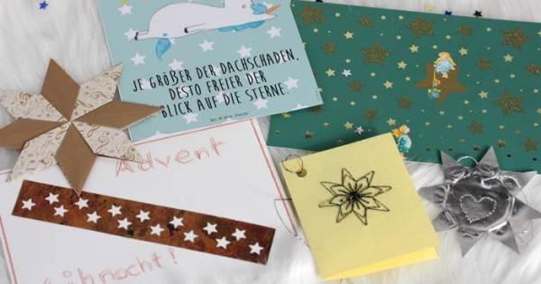 Weihnachtspost Weihnachten Karten