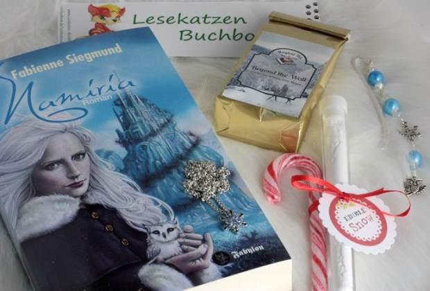 Buchboxen Lesekatzen-Buchbox Vorstellung Box Paket