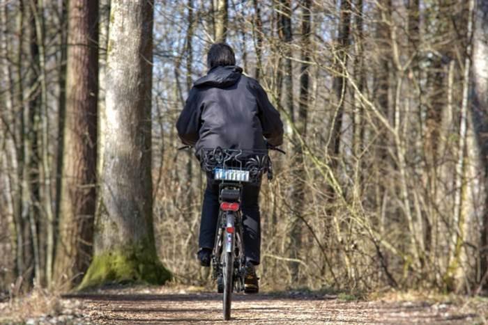 Sportarten bei Lipödem Radfahren