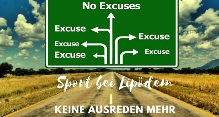 Sport bei Lipödem keine Ausreden mehr