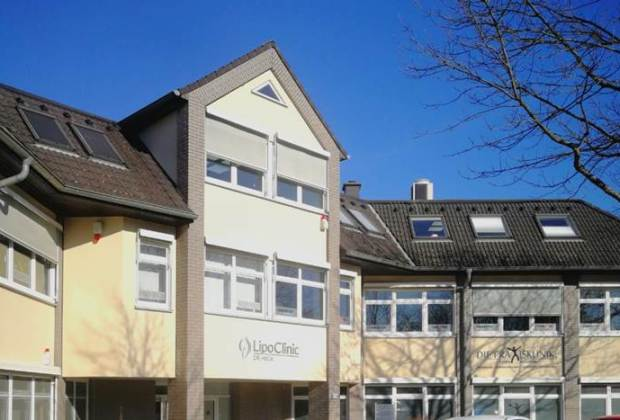 Beratungstermin LipoClinic Dr. Heck bei Dr. Witte