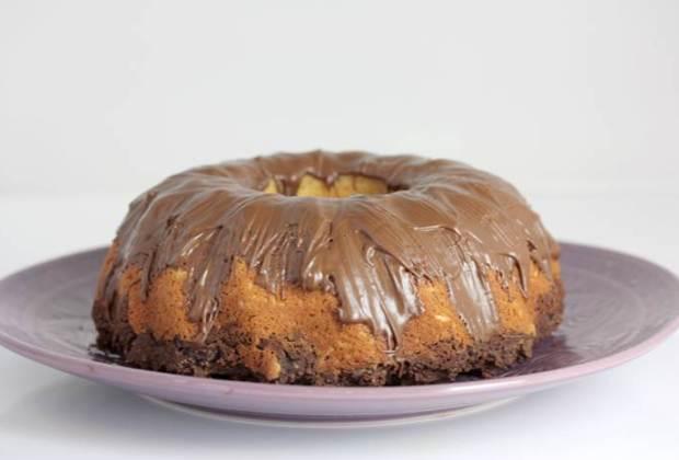 Marmorkuchen-LowCarb-low carb-Rezept-abnehmen