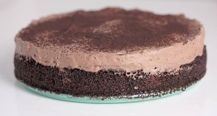 Schokomousse Traum-Torte-klein-lowcarb