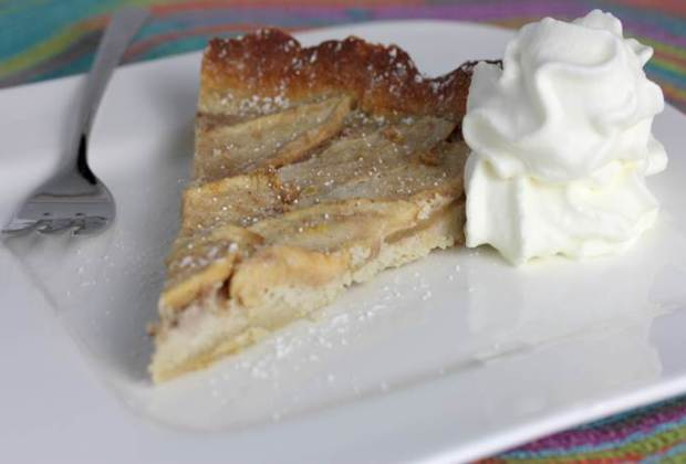 Apfeltarte-lowcarb-low carb-Rezept