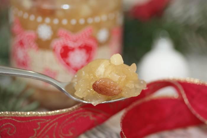 Bratapfel-Konfitüre low carb-lowcarb-Rezept-Geschenke aus der Küche-zuckerfreie Marmelade