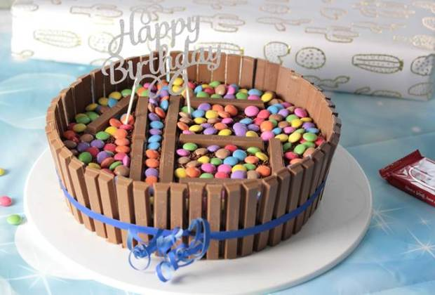 Kitkat Torte Fur Faule Ohne Backen Storfine
