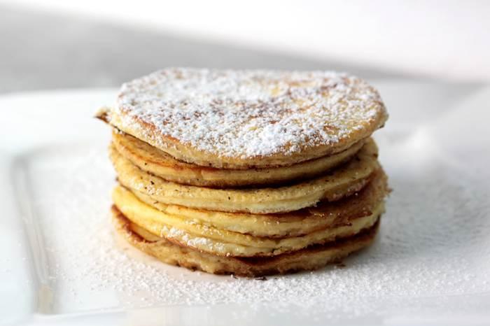 Protein-Pancakes low carb-ohne Ei-süss-Rezept-abnehmen-