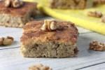 Walnusskuchen-Low Carb Walnusskuchen-zuckerfreier Kuchen
