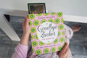 Goodbye Zucker-Kochbuch-Rezension
