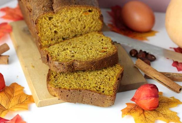 Kürbisbrot Low Carb-zuckerfrei-glutenfreies Brot