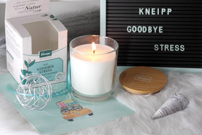 Kneipp Goodbye Stress Pflege