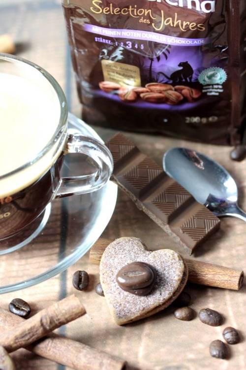 SchokoladenKaffee Kekse-Low Carb-Kaffeekekse-Melitta