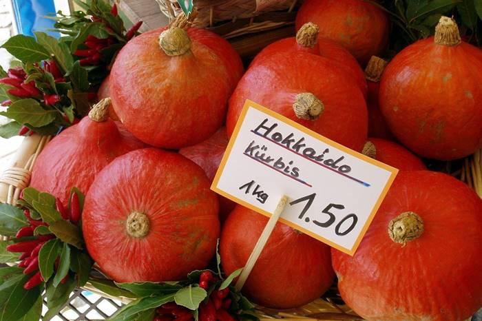 Kürbis-Hokkaido-gesund-Kürbis Superfood