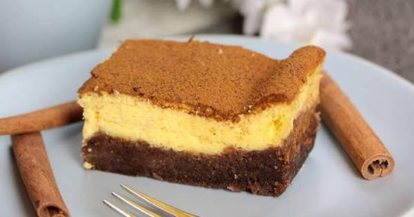 Vanille Zimt Kuchen-Käsekuchen-low carb Kuchen