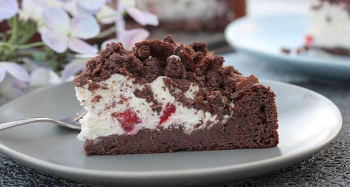 Low Carb Maulwurfkuchen-zuckerfreier Maulwurfkuchen-Rezept Maulwurfkuchen