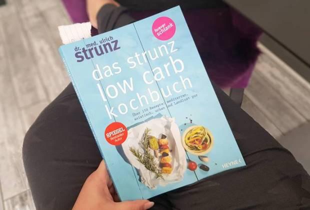 Das Strunz Low Carb Kochbuch-Rezension