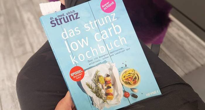 Das Strunz Low Carb Kochbuch-Rezension