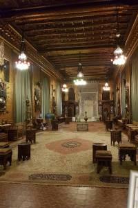 Schloss Peles-Märchenschloss-Rumänien