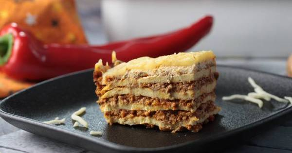 Low Carb Lasagne-Rezept-Lasagnerezept