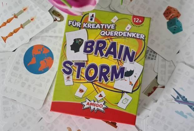 Brain Storm-Spiel-Amigo Brain Storm-Spieletipp