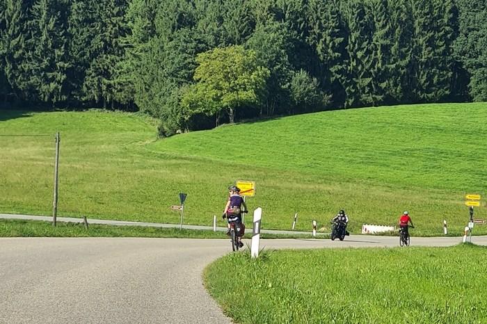 Bayerisches Golf- und Thermenland-Radfahren-Erlebnisradtour