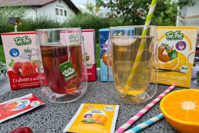 TeeFee-zuckerfreier Tee-Tee für die ganze Familie