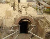 Area Archeologia di Santa Chiara Napoli  Storiacity