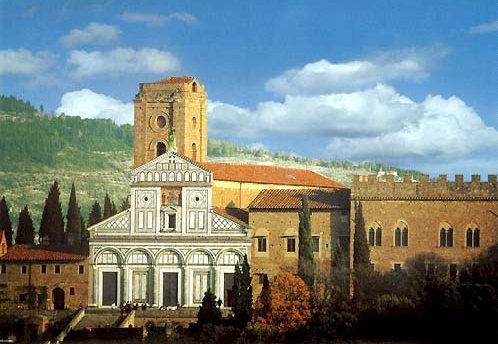Aprile 1018 La Consacrazione Del Monastero Di San Miniato