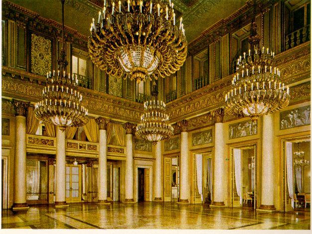Storia di Milano  Palazzo Spinola