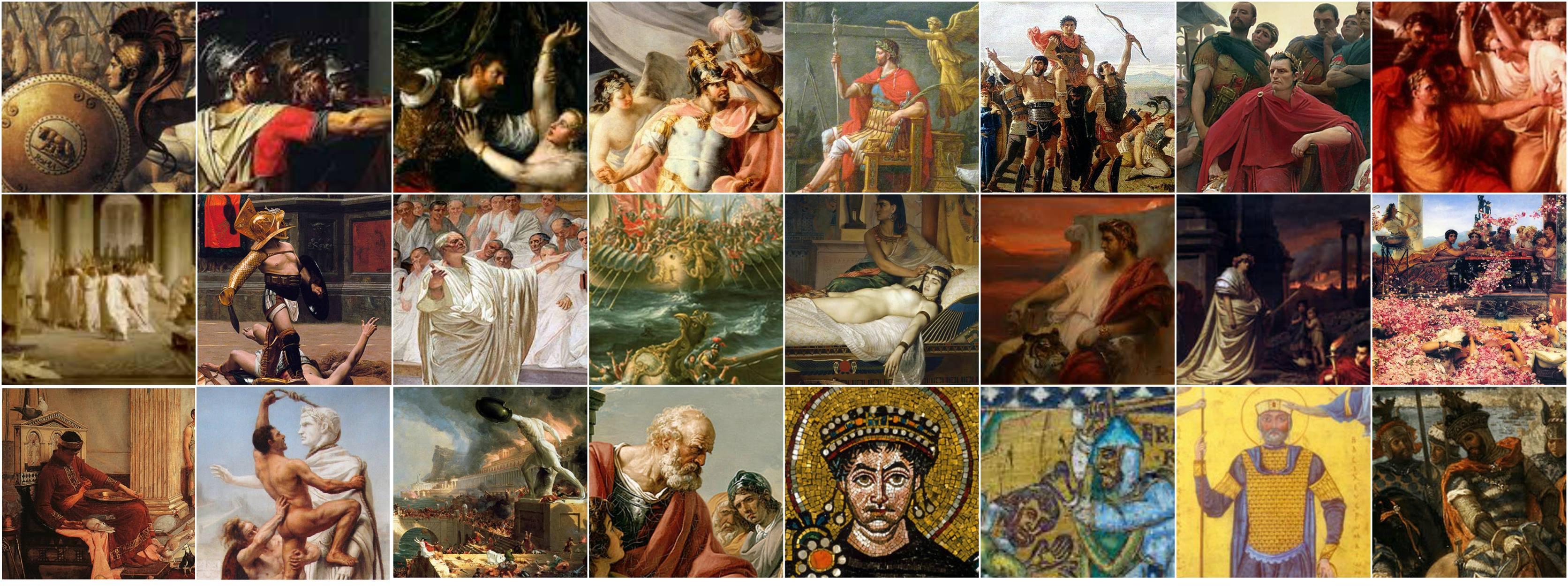 Storia Romana e Bizantina