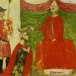Il Papa Niccolò II, durante il primo Concilio di Melfi, nomina Roberto il Guiscardo, Duca di Puglia e Calabria.