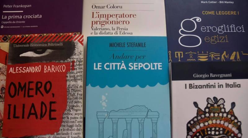 Consigli letterari: 7 libri da leggere in quarantena