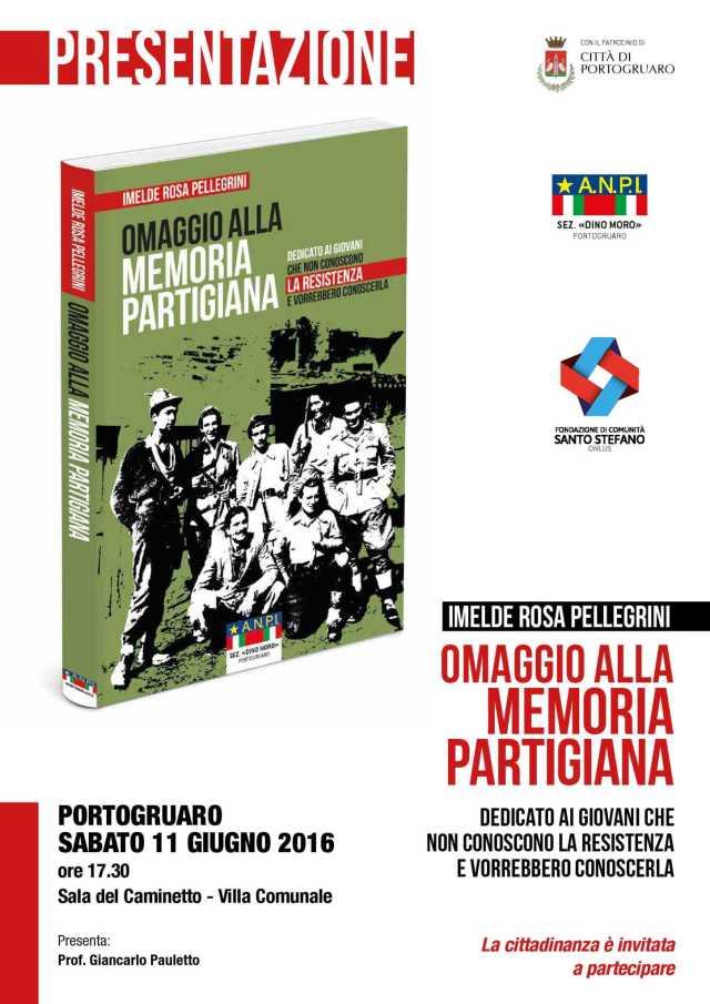 presentazine libro  Omaggio alla memoria partigiana0001