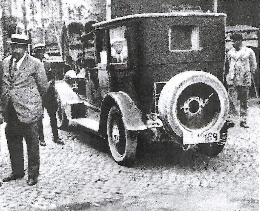 10 giugno 1924 – L'ASSASSINIO DI GIACOMO MATTEOTTI