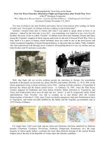 Italian Exodus from Istria and Dalmatia0001