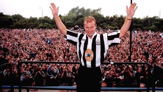 Alan Shearer, il working class hero che mollò la mazza da golf per fare impazzire le difese e divenne icona di Newcastle