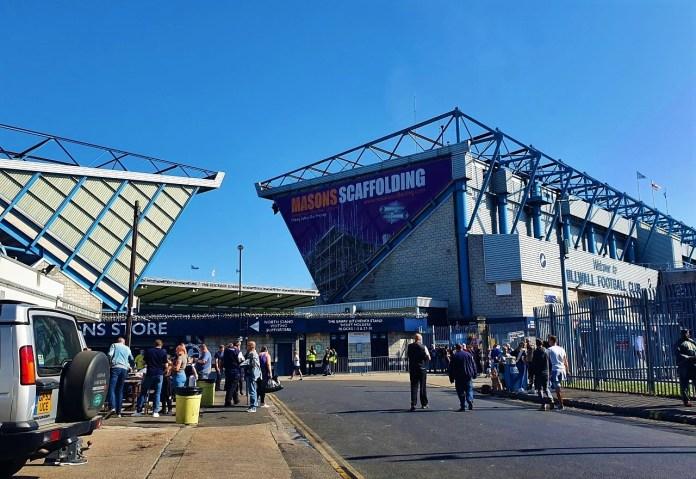 Matchday al The (new) Den: nella tana dei Leoni del Millwall!