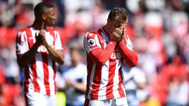 Quando la squadra con più campioni europei retrocesse: lo Stoke City di Mark Huges