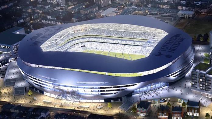 Nuovo stadio Tottenham