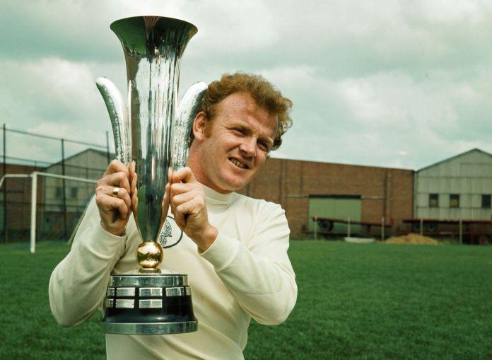"""Billy Bremner, il """"piccoletto"""" leggenda del Leeds"""
