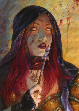 Demon Hunter by Francesca Baerald
