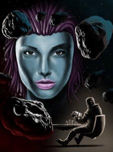 Spacecard, artwork di Marco Alfaroli