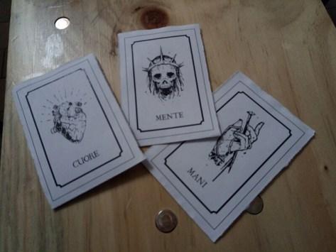 Golconda Carte di gioco Sentenze