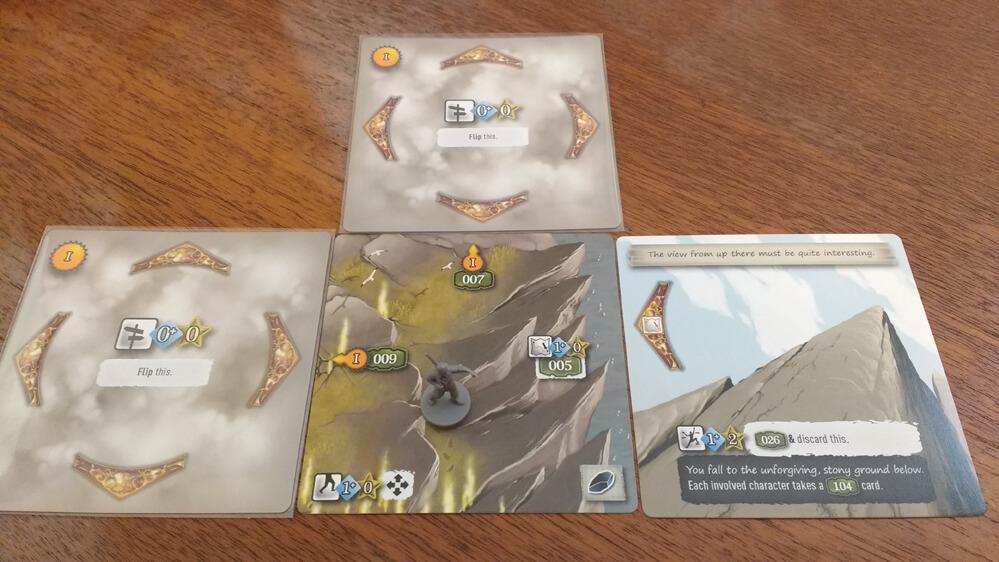 Aggiunta una carta alla mappa esplorazione di 7th continent.