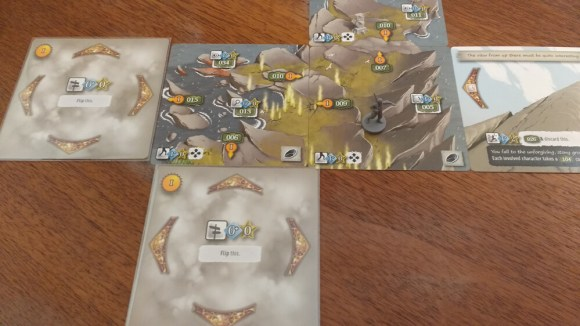 7th Continent scoperta nuova carta